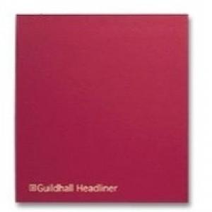Guildhall 68/6.20 Headliner Book  1450