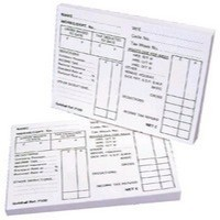 Guildhall P100 Wage Slip Pads