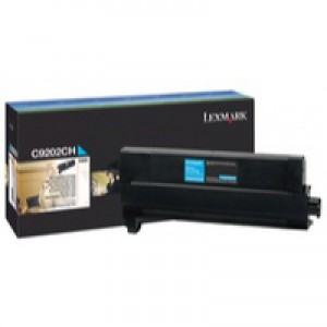 Lexmark Toner Cartridge C920 Cyan C9202CH