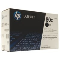 Hewlett Packard [HP] No. 80X Laser Toner Cartridge Page Life 6800pp Black Ref CF280X