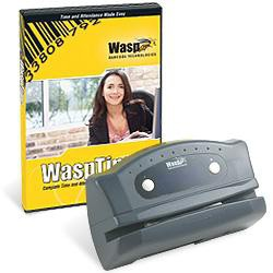 Wasp Time V6 STD Time and Attendance System Barcode Clock Solution Code 633808523787