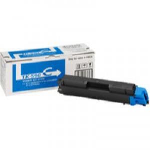 Kyocera Laser Toner Cartridge Cyan Code TK-590C