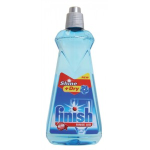Finish Dishwasher Rinse Aid 400ml Code 94654