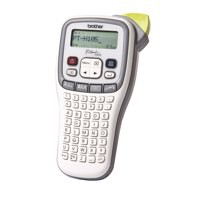 Brother P-Touch Labelmaker Handheld Prints TZE up to 12mm Width Ref PT-H105