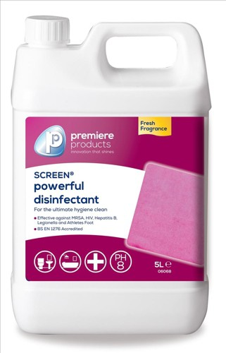 Screen Disinfectant Pack 2 Code 6068