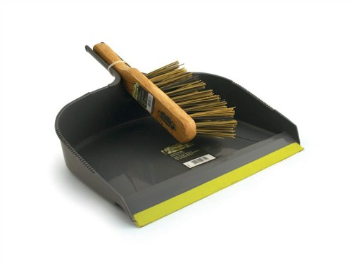 Bentley Heavy Duty Dustpan & Brush Set Large Code SPCP0014SET