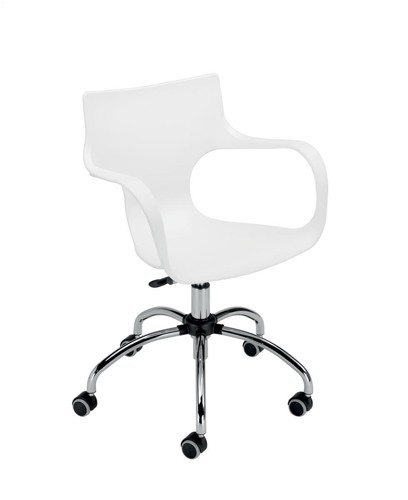 #Sonix Ariel Swivel White