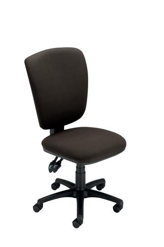 Trexus Plus Matrix Asynchronous Chair Seat W460xD470xH490-580mm Backrest H540mm Charcoal