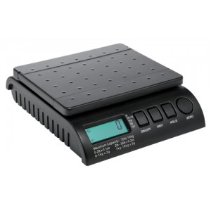 Postship Multi Purpose Scale 2g Increments Capacity16kg Black Code PS160B