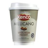 Kenco 2 Go Millicano Instant Coffee 12oz Pack 8 Code A03296