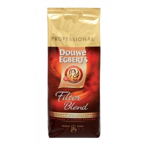 Douwe Egberts Roast & Ground Filter Coffee 1kg Code 536600