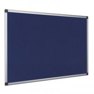 Bi-Office Fire Ret NBrd 1800X1200mm Blue