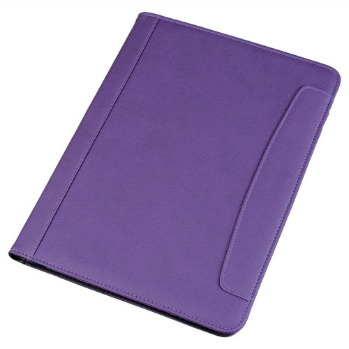 GLO Conference Folder Folio Purple 30086