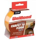 UniBond Carpet To Floor Tape Permanent 50mmx10m Code 1667748