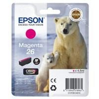 Epson 26 Ink Cart Magenta T26134010