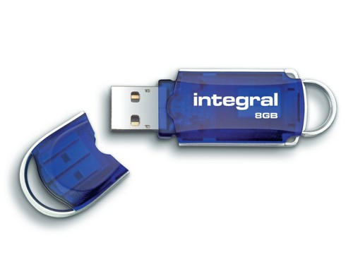 Integral Courier USB3.0 Drive 8GB