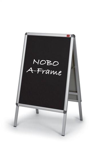 Nobo A1 Blackboard Insert Pack 2 Code 1902436
