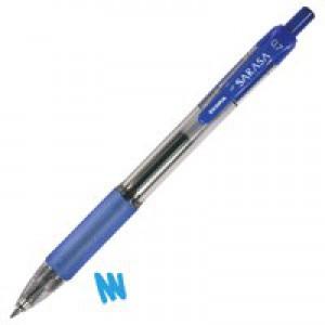 Zebra Sarasa Rtr Gel Blu 0.7  46820