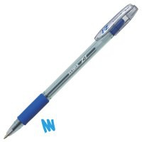 Zebra Z1 Smooth Ball Pen Medium 0.7mm Blue Ref 24162 [Pack 12]