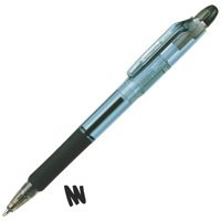 Zebra Jimnie Retractable Ballpen Black Code 22010
