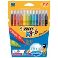 Image for Bic Kids Felt Tip Pens Wlt12  841798