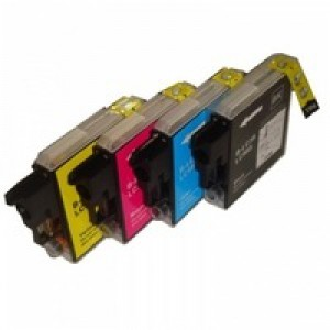 Brother LC985 Cartridge Pack CYMK LC985VALBP