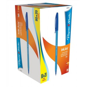 Paper Mate InkJoy Value Pack Blue Code S0977420