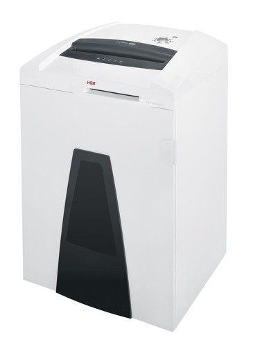 HSM Securio P44 Cross Cut Shredder 4.5x30mm with CD Cutter 1873C