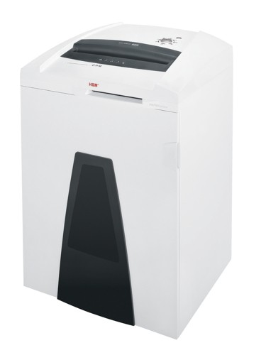 HSM Securio P44 Department Shredder 1x5mm Cross Cut with CD Cutter Code 1874811C