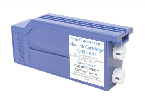 Pitney Bowes Compatible Blue Ink Cartridge DM800 Series
