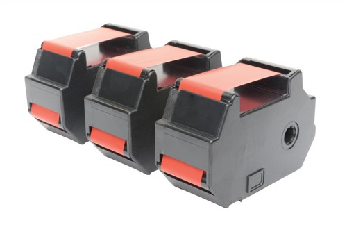 Franking Machine Ink Ribbon Red (3) T1000 Code CFPO002