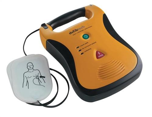 AED Lifeline Semi Automatic Defibrillator Code 5001112