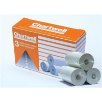Image for Digital Tachograph Roll 57mm x 8m [Pack 3]