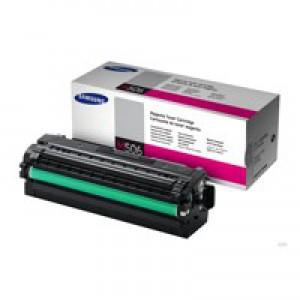 Samsung Laser Toner Cartridge 3.5K Magenta Code CLT-M506L/ELS