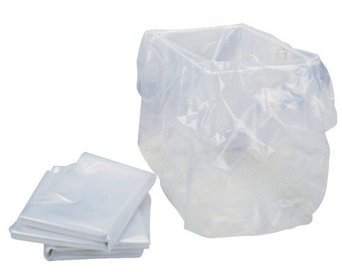 HSM Shredder P44 Waste Sack Clear Ref 1452995000 [Pack 25]