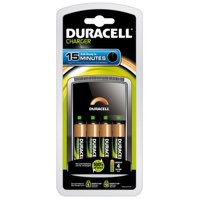 Duracell CEF15 15 Minute Battery Charger Code 81362490