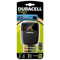 Image for Duracell CEF27 45 MinuteCharger 81362494