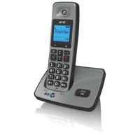 BT 2000 DECT Single Pack Cordless Telephone Code 66255