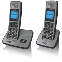 BT 2000 DECT Twin Pack Cordless Telephone Code 66256