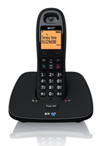 BT 1000 Single Pack Dect Phone Code 66854