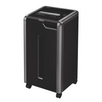Fellowes 325Ci Shredder 4.0x38mm Cross Cut 83 Litre Din2 44 Sheet Ref 4632101