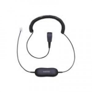 Jabra GN1200 Universal Coiled Cable Code 88011-99