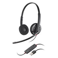 Plantronics Blackwire C320 MOC Headset Black 85619-03