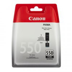 Canon PGI-550 Black Ink Cartridge Code 6496B001