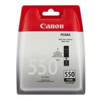Canon PGI-550PGBK Inkjet Cartridge Page Life 300pp Black Ref 6496B001