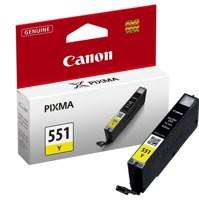 Canon CLI-551 Yellow Ink Cartridge Code 6511B001