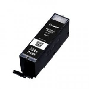 Canon PGI-550 XL Black Ink Cartridge Code 6431B001