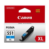 Canon CLI-551 XL Cyan Ink Cartridge Code 6444B001