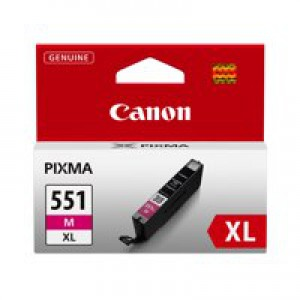 Canon CLI-551 XL Magenta Ink Cartridge Code 6445B001