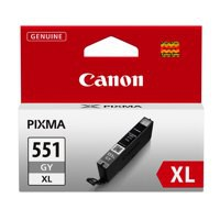 Canon CLI-551 XL Grey Ink Cartridge Code 6447B001